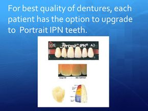 Wright Denture Clinic slide show - cell 24