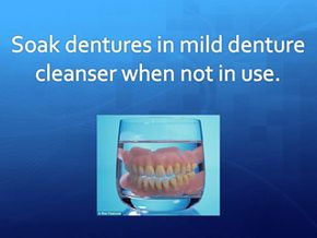 Wright Denture Clinic slide show - cell 53